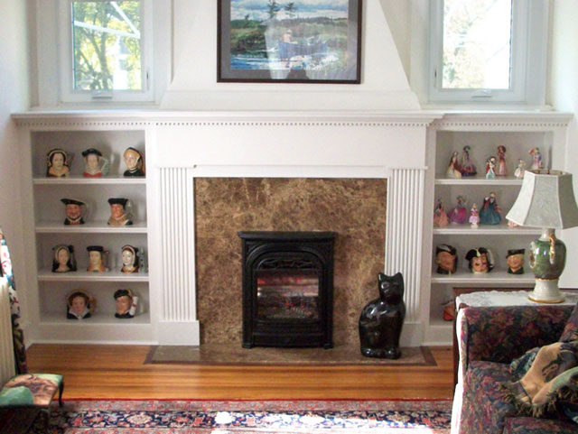 Gas Fireplace | Wood Fireplace Insert | Electric Fireplace