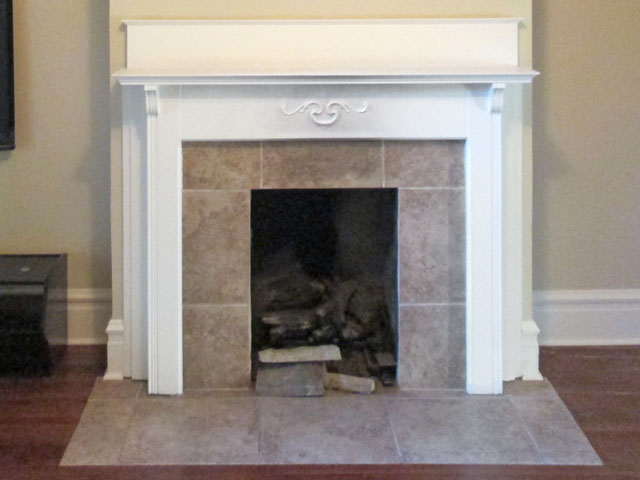 Refacing A Fireplace how to reface a fireplace step by