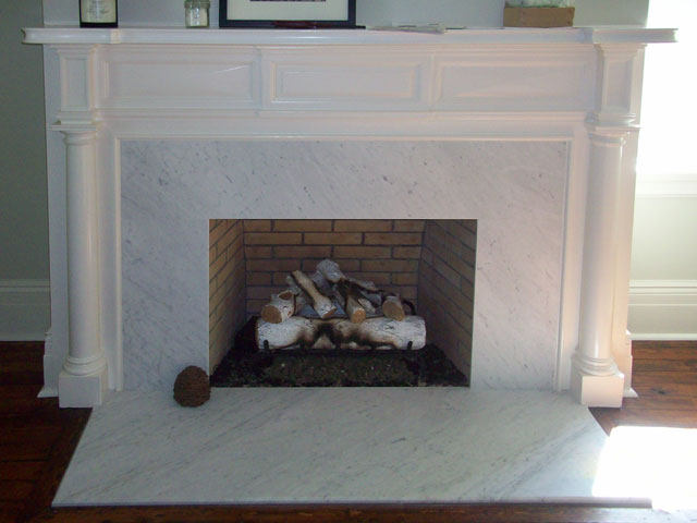 Fireplace Decorating: Modern Design Options for Fireplaces