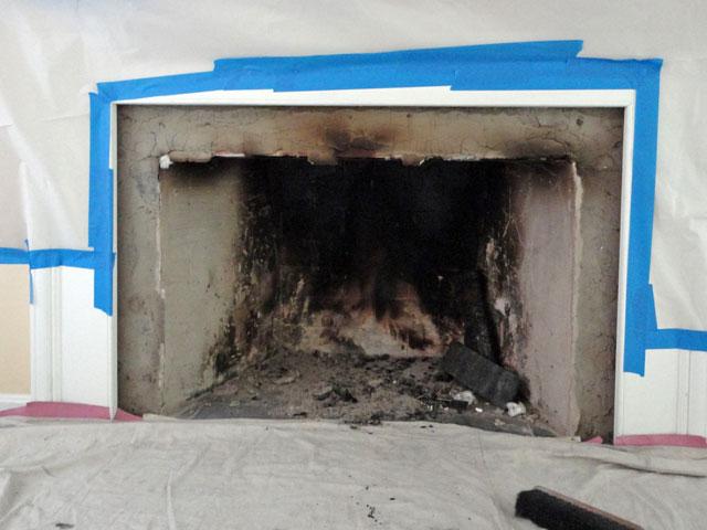 Open Masonry Fireplaces American Chimney Amp Fireplace