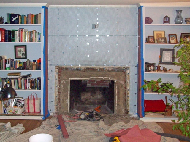 Page for book large arched fireplace screens little info for Bullock fire dampers