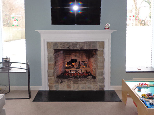 American Chimney And Fireplace Pittsburgh Fireplaces
