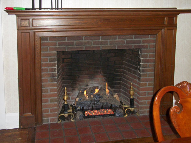 GAS LOG FIREPLACE OPERATION Fireplaces
