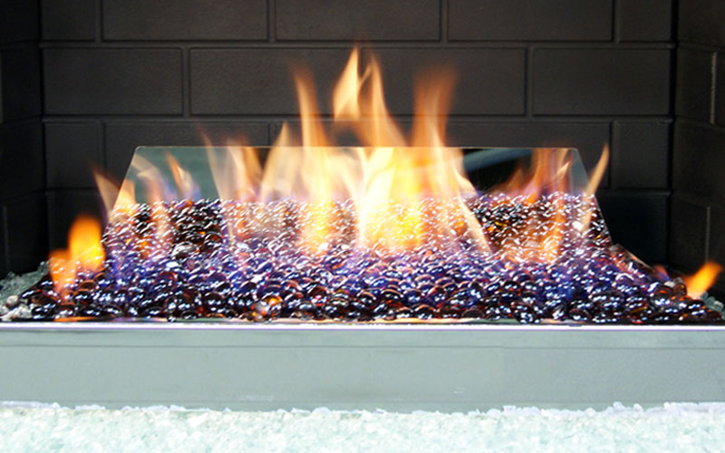 How to Choose a Gas Log Set - Fireplaces | Fireplace Accessories